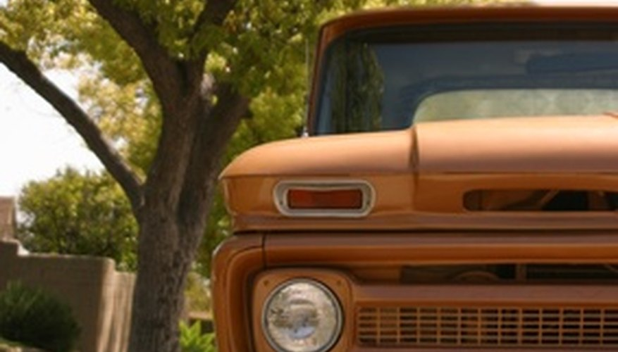 Farm trucks come in all makes, models and sizes.