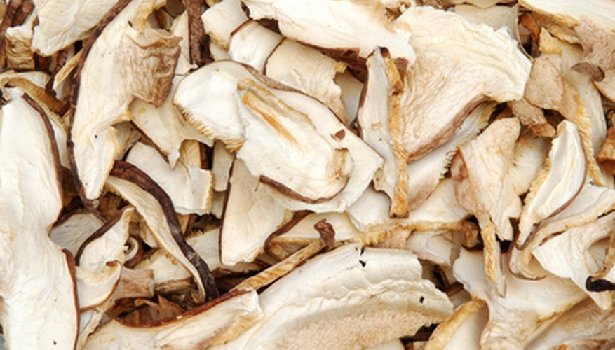 Shiitake mushrooms are delicious in stir-fry and soups.