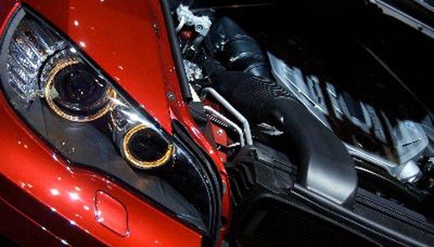 El motor diesel de 7.3 litros de Ford reemplazó a la unidad de 6.9 litros en 1998.