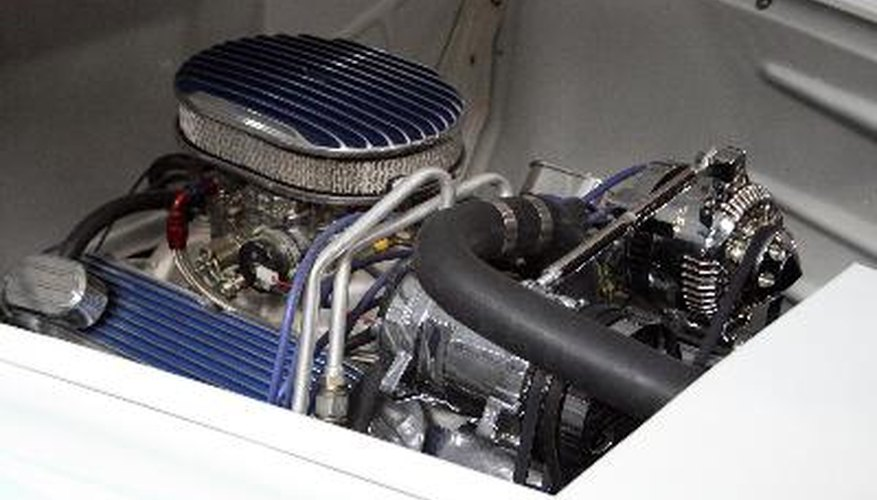 Un motor.