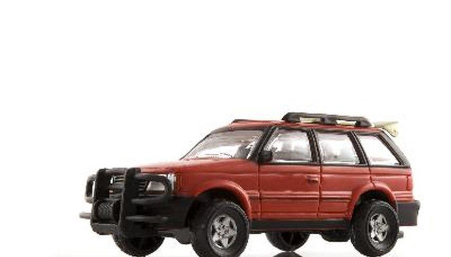 Ford Bronco II.