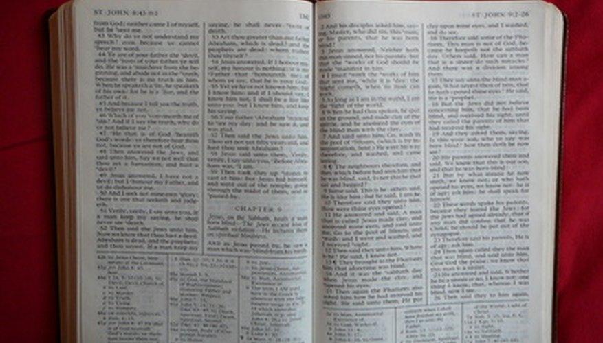 Las actividades sobre las parábolas de la Biblia pueden comunicar sus mensajes de una manera más vívida.