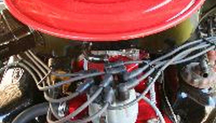 El tapón de drenaje para el vehículo.