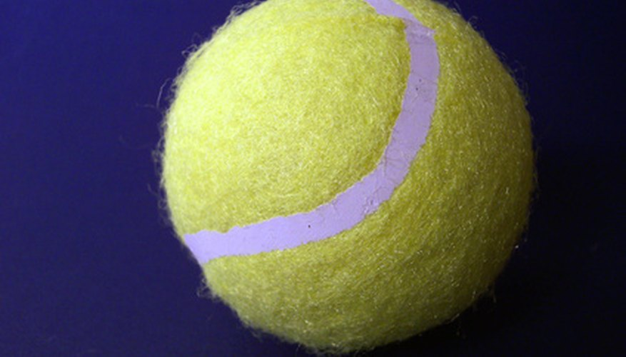 There are tons of games you can play with a tennis ball.