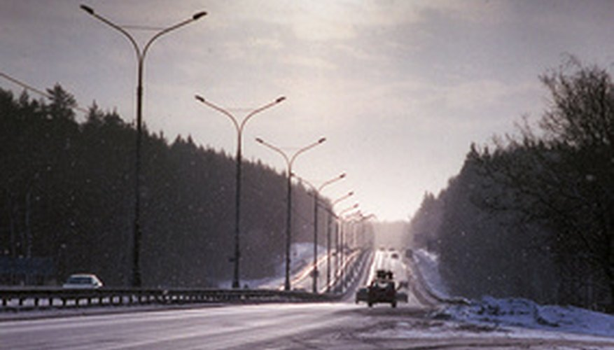 Trees in cold climates are regularly exposed to road salt.