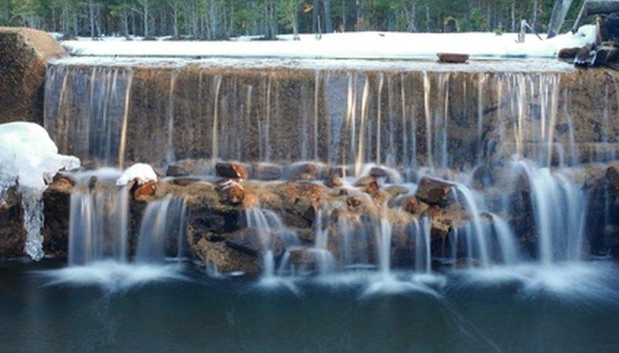 El agua es considerada uno de los recursos naturales más importantes.
