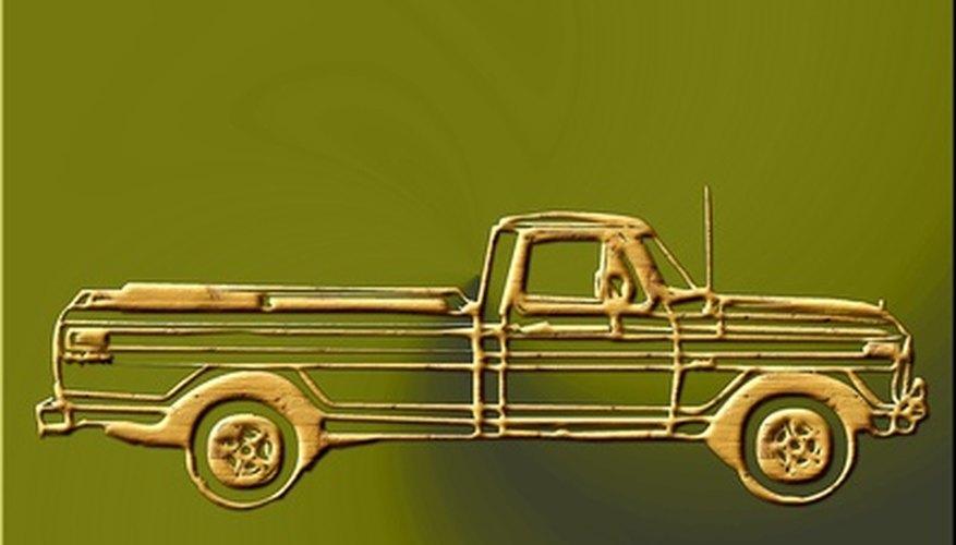 pick up truck 838582