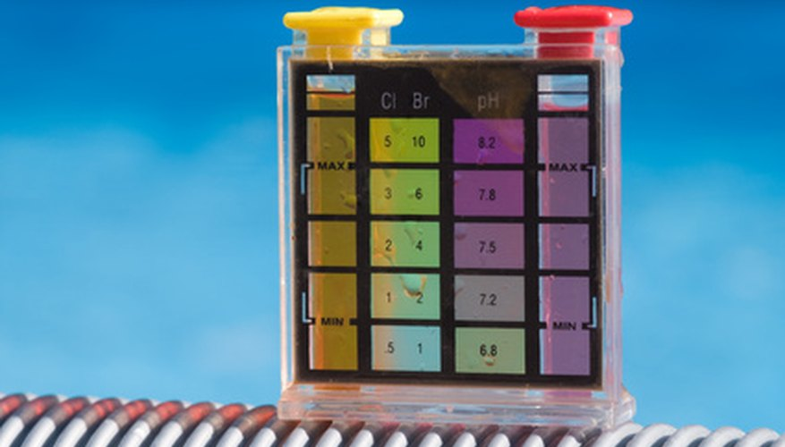 Test the pH of hydroponic water daily.