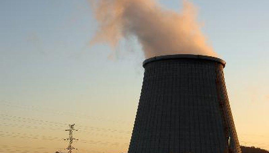Peligros de las plantas de energía nuclear.