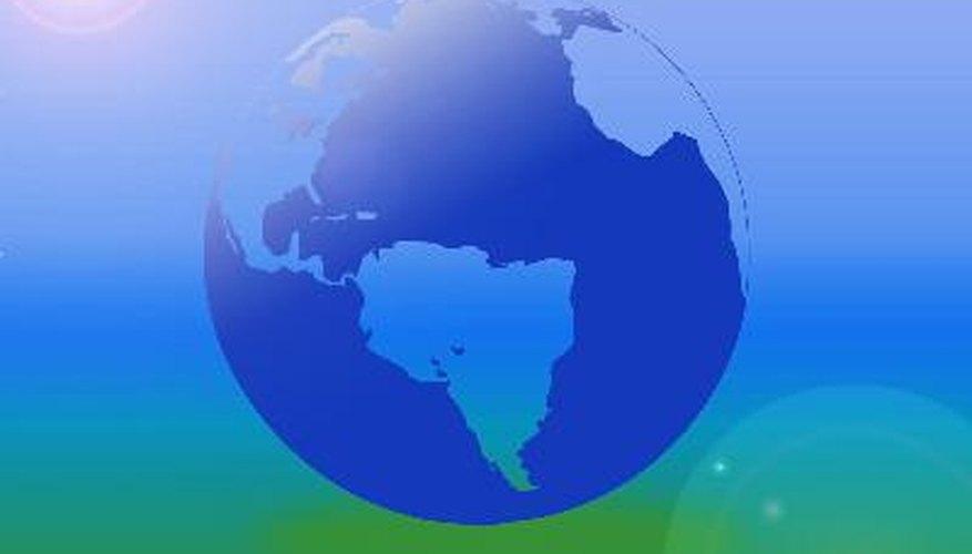 Los clorofluorocarbonos y los hidrofluorocarbonos afectan de diversa manera al medio ambiente.