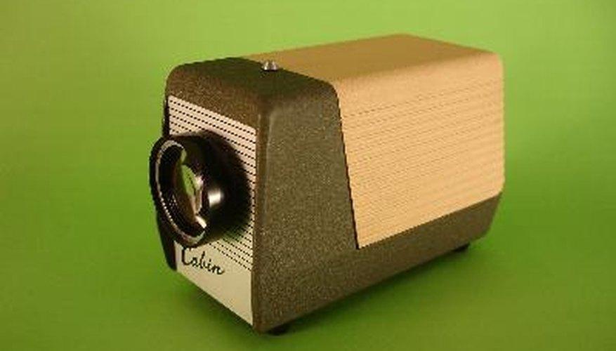 Conoce el antecesor del proyector moderno.