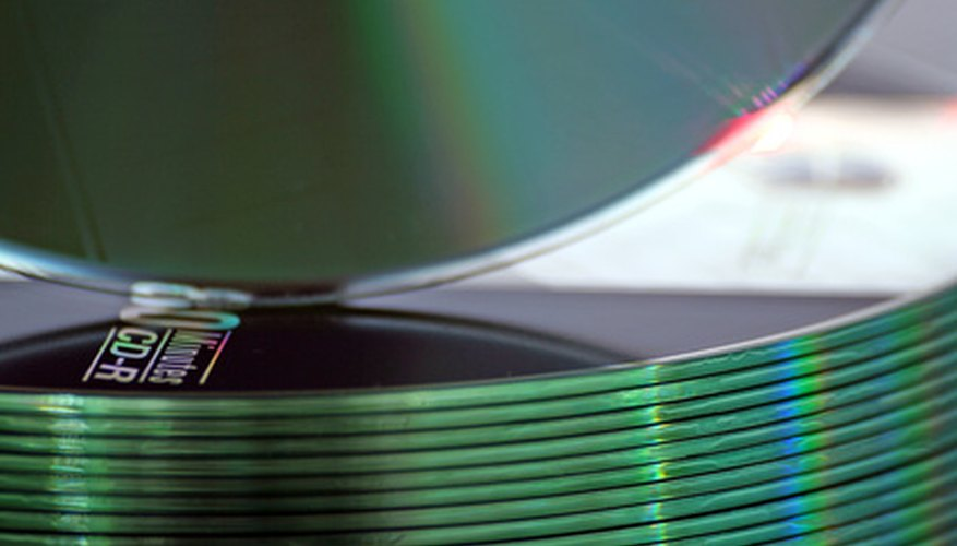 A burned CD-R may not work if it was burned in the wrong format.