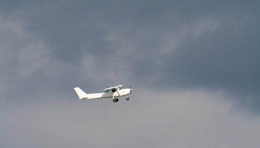 El Cessna 150 es un avión privado popular.