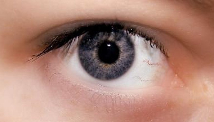 El estudiante debe establecer si el color del ojo influye en la forma en que las personas ven en condiciones de poca luz.