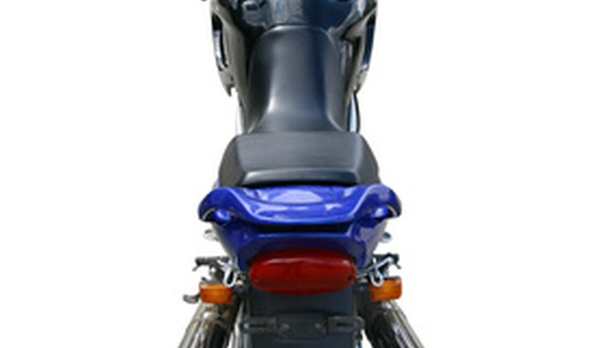 La YBR 125 un motor de inyección de combustible de un cilindro.