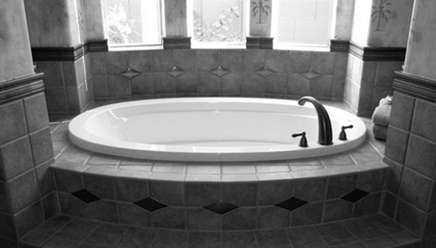A new bathroom can help modernize an older home.