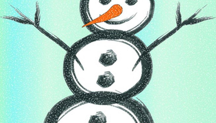 Planifica actividades con temas de invierno para los preescolares.