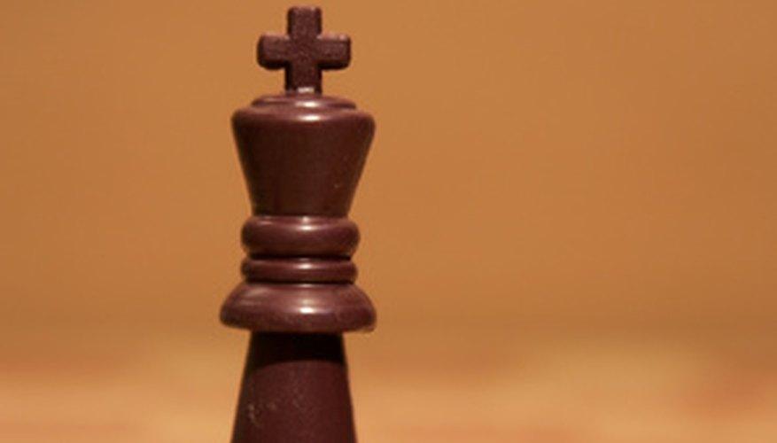 El tablero de ajedrez simbólico refleja la ciencia política de la época medieval.
