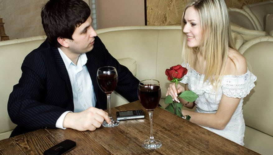 Speed dating gives you only a short amount of time to make a connection with another person.