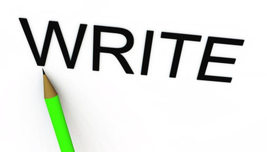 Finaliza tu párrafo fuerte para realzar tu escritura.