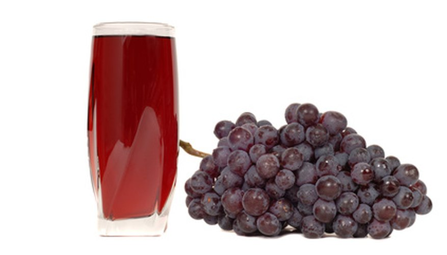 Make your grape juice as sweet as possible.