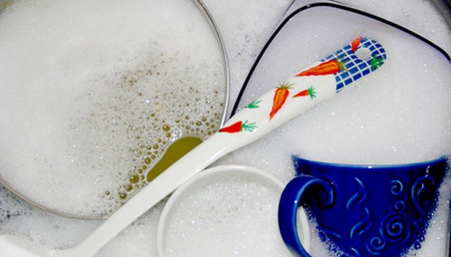 Un buen jabón atrae muchas moléculas de grasa