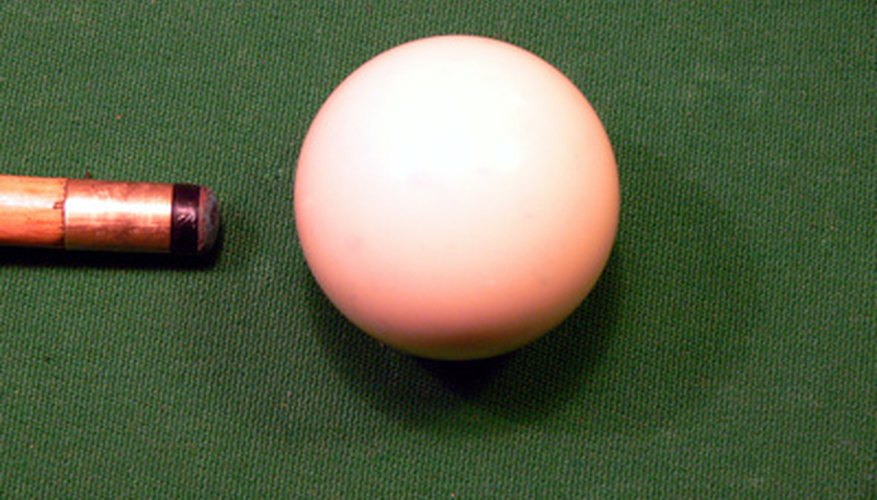 The ferrule is an essential part of a pool cue.