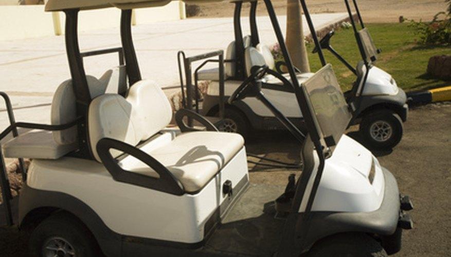 Club Car ha estado fabricando carros de golf desde 1958.