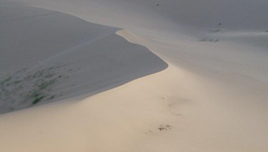 El Taklamakan es el desierto de arenas movedizas más grande.