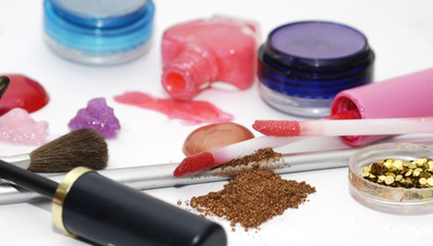 Cosmetics offer a wide range of opportunities for science experimentation.