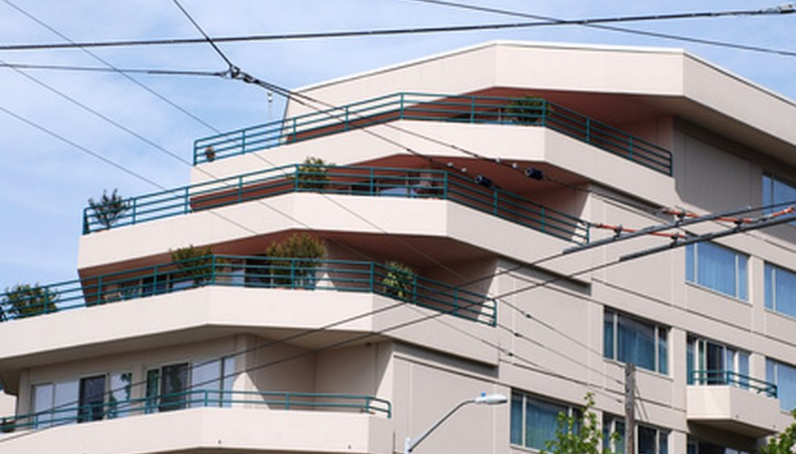 Purchase a condo with no money down if you can afford the high-interest payments.
