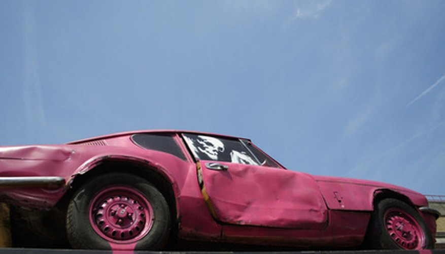Comprehensive insurance covers non-collision paint damage.