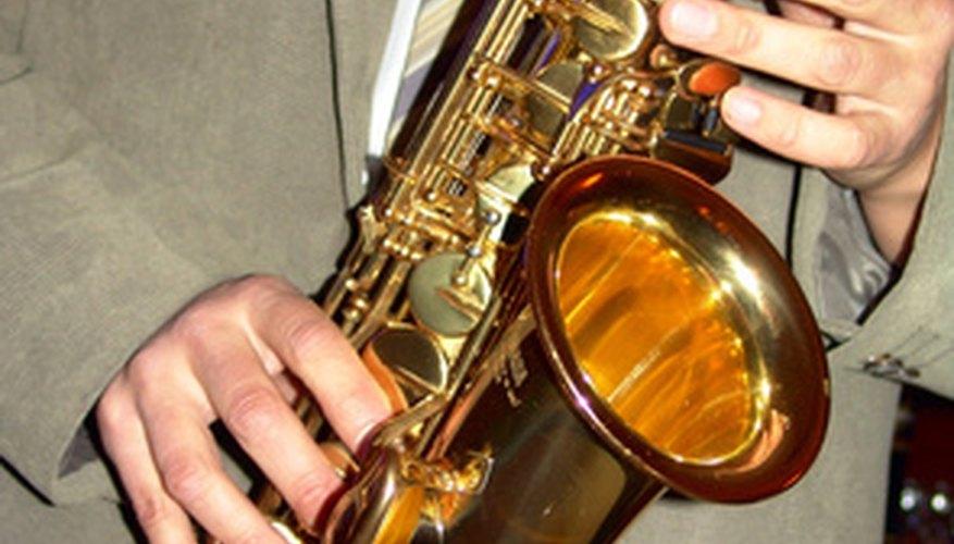 Aprende a tocar el saxo soprano.