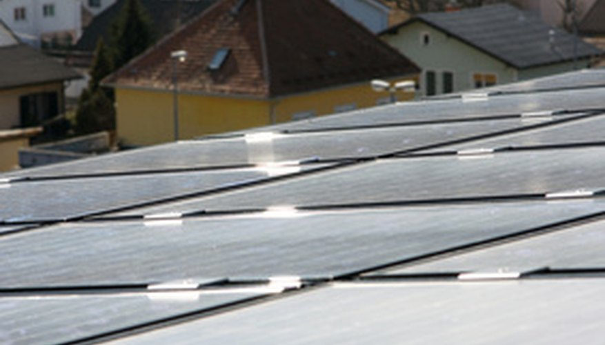 Urban environments can be a challenge for solar energy due to space limitations