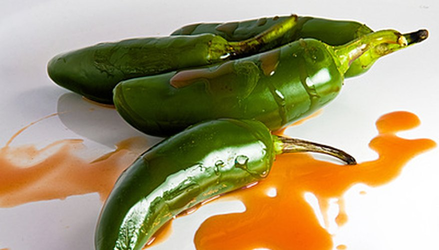 Jalapenos are a medium-hot culinary pepper.
