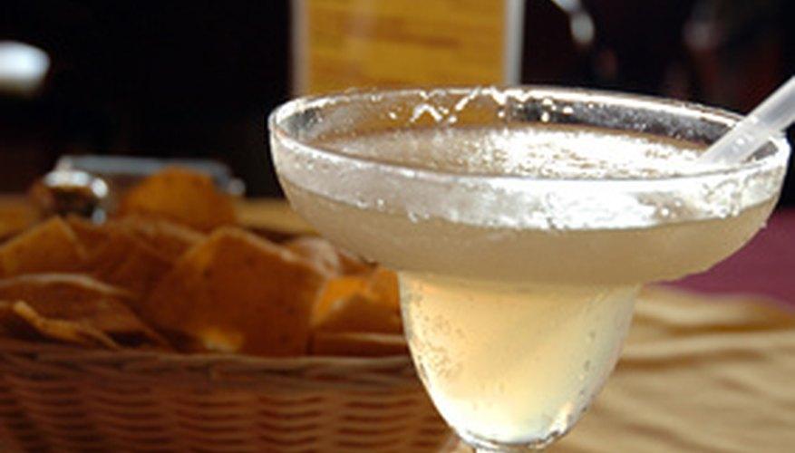 En los cócteles de margarita se usa a menudo triple sec.