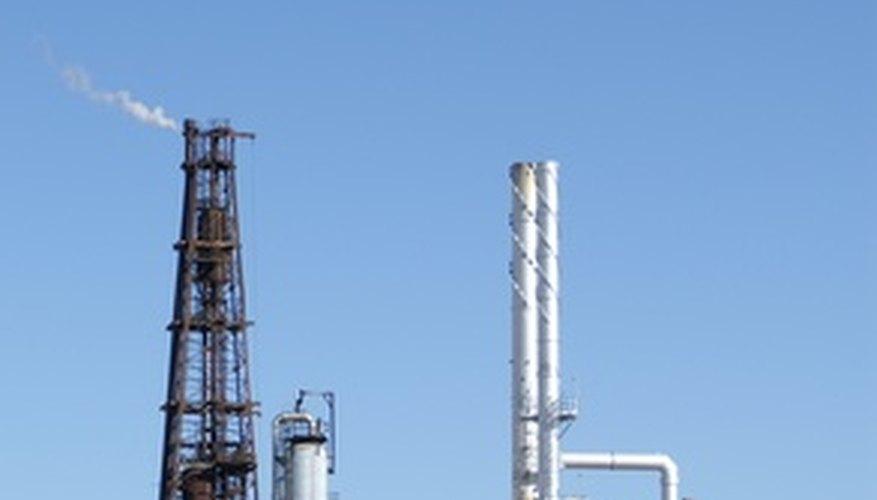 Las refinerías de petróleo utilizan la gravedad API para clasificar el petróleo.