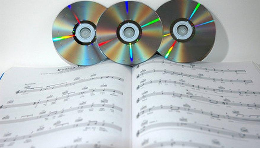Las matemáticas y la música están muy relacionadas.