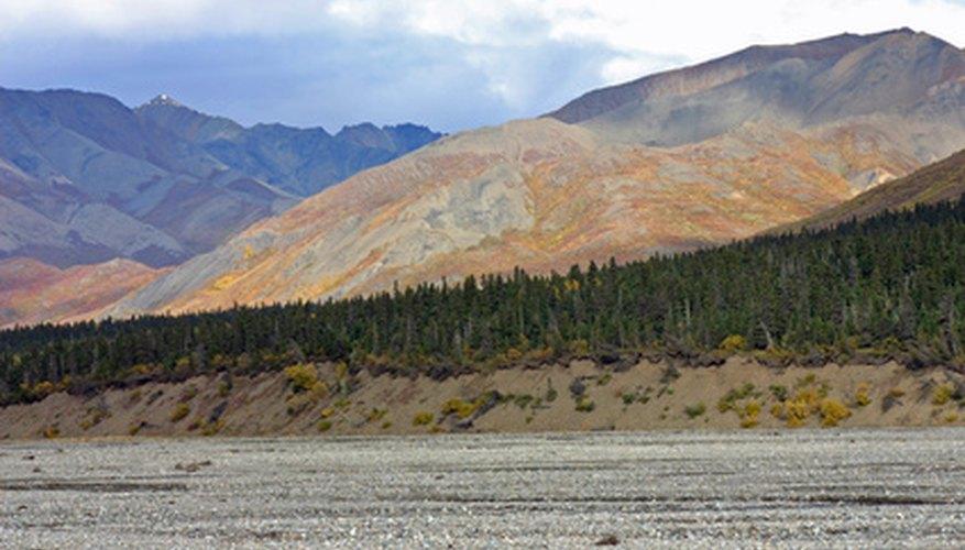 Crea una reducción a escala de la Gran Cuenca.