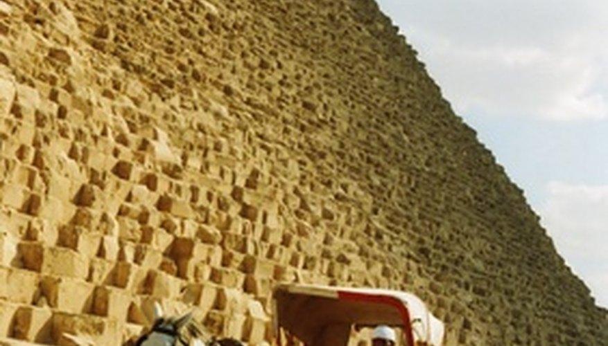 Desde 2002 los egipcios han tomado un enfoque serio sobre la contaminación del aire.