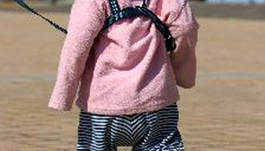 El desarrollo físico de los niños en edad preescolar.