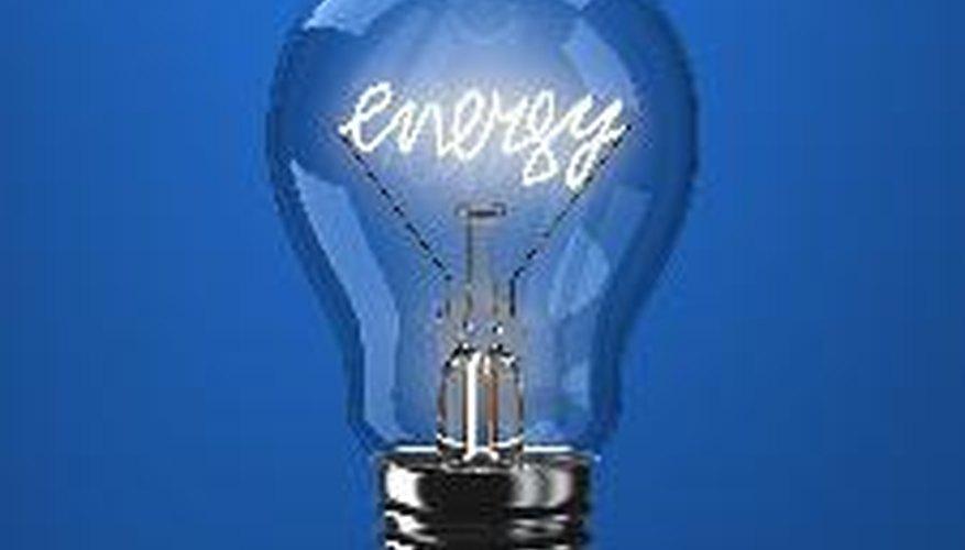 Aprende a poner en práctica las leyes de conservación de la energía.