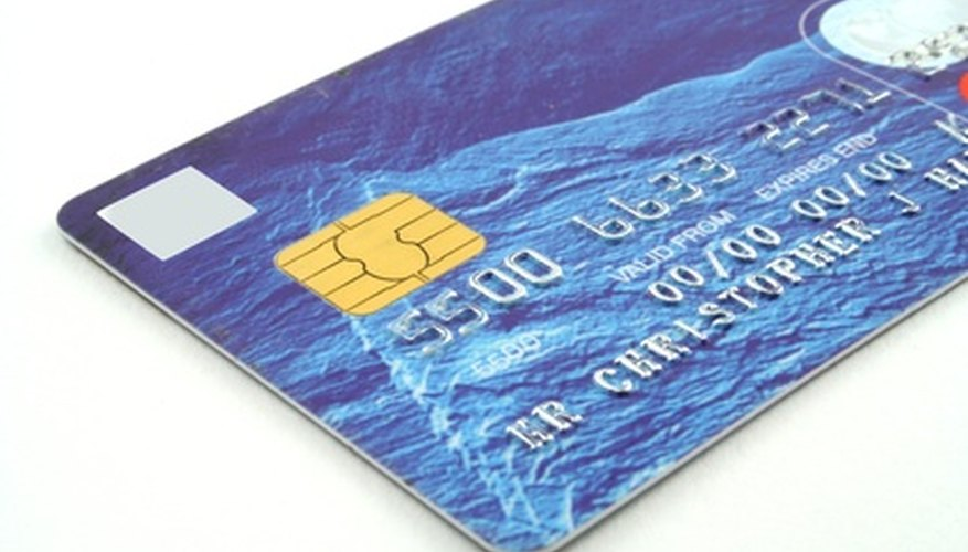 Build credit at an early age with a credit card.