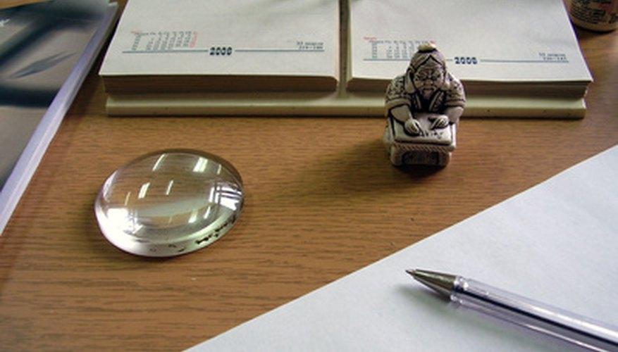 Evita escribir una carta de presentación