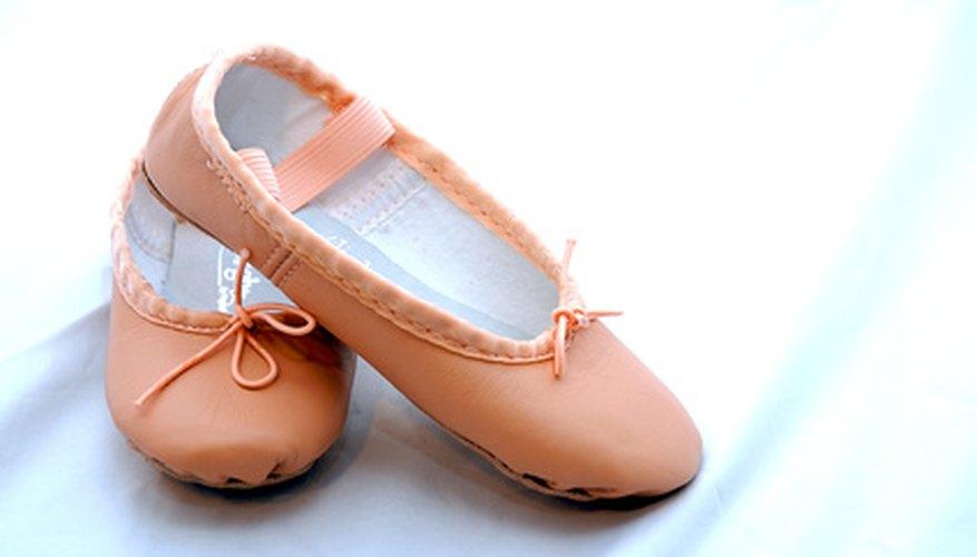La belleza del ballet viene del balance, la forma y la técnica.