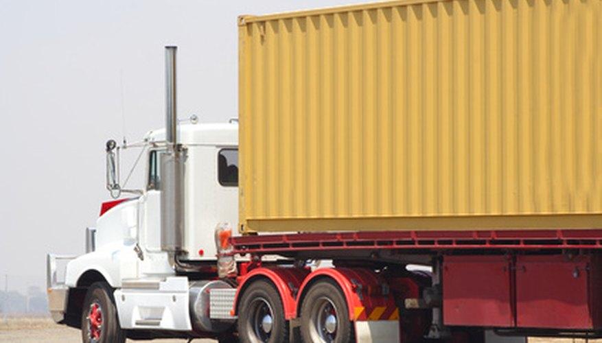 Detroit Diesel está disponible a la mayoría de los principales fabricantes de camiones.