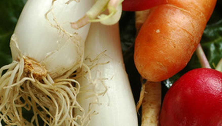 Root vegetables make savory-sweet stew.
