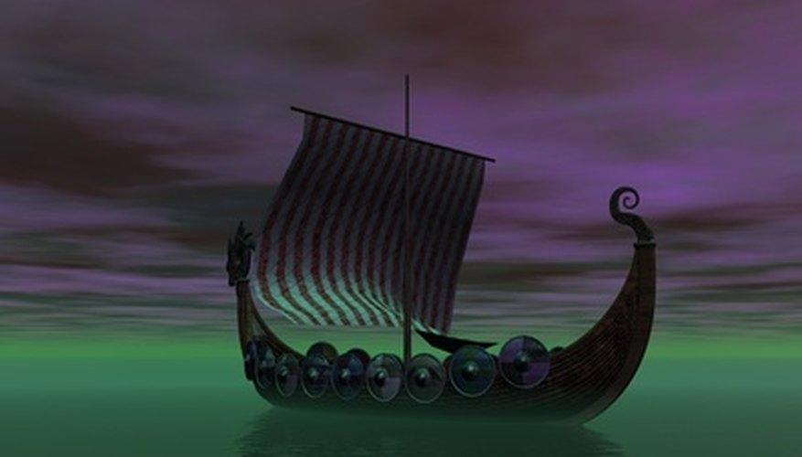 La piragua de estilo nórdico es una de las naves más simples y eficaces construidas por el hombre.