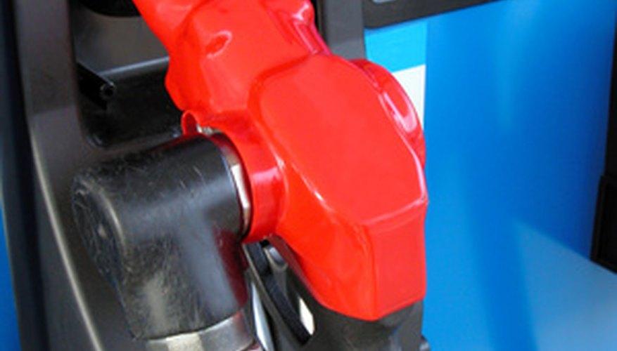 La economía de combustible de este vehículo no era muy buena.