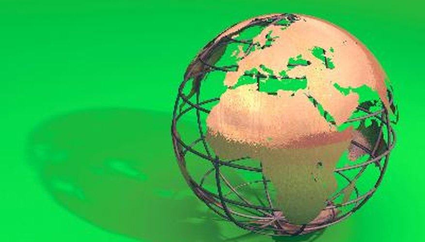 Las multinacionales son entidades comerciales que operan en más de un país.